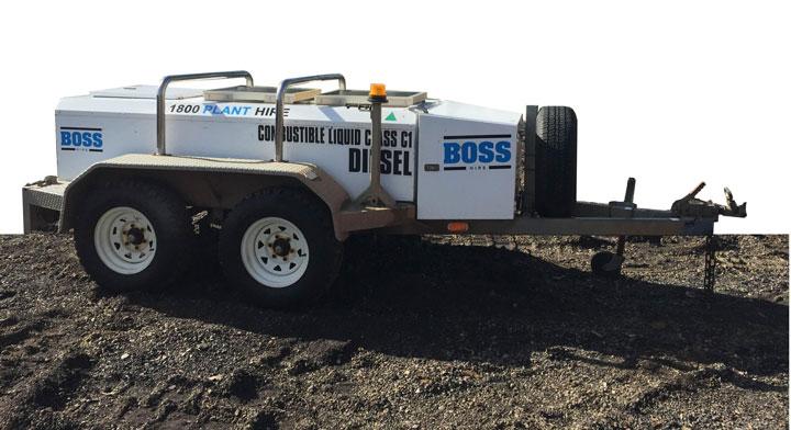 smaller equipment hire
